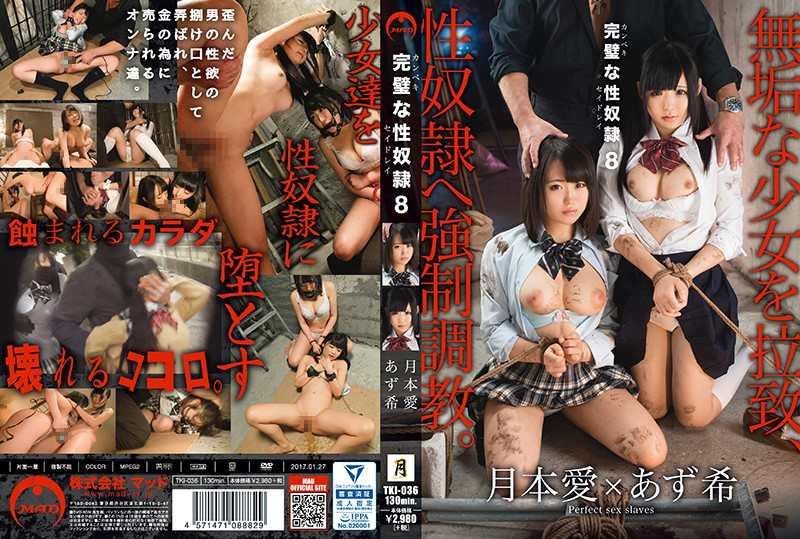 TKI-2026完璧な性奴隷 8
