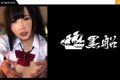 JKK-021【スマホ個撮/中出し】見た目は清楚w中身は肉食のドスケベ女子www黒髪清楚系の関西ギャルの制服ハメ撮りセックスが流出www